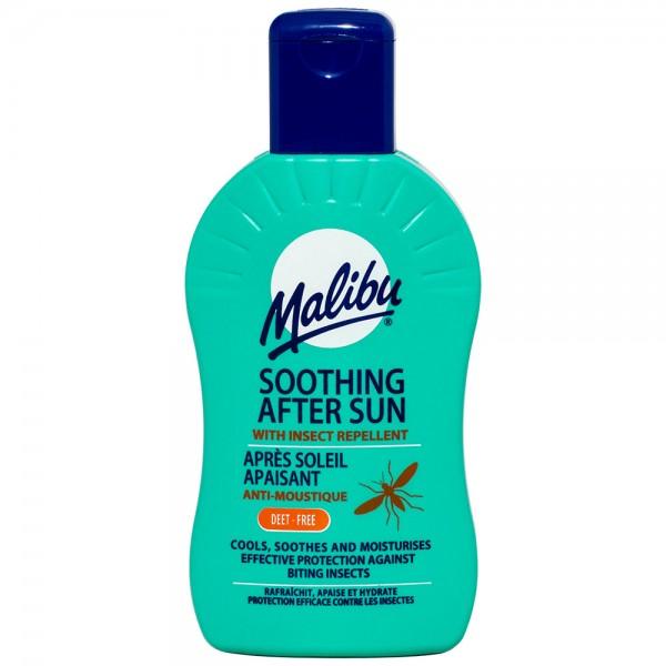 Malibu Soothing After SUN mit Insektenschutz 200 ml