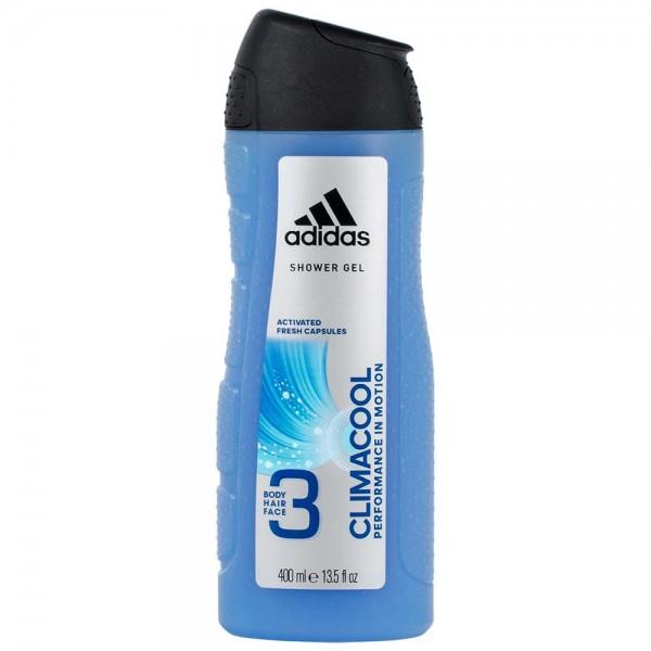 adidas CLIMACOOL 3in1 Duschgel 400ml