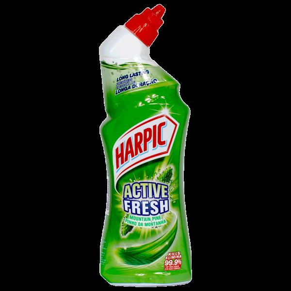 HARPIC Active Fresh - Pinie WC-Reiniger 750ml