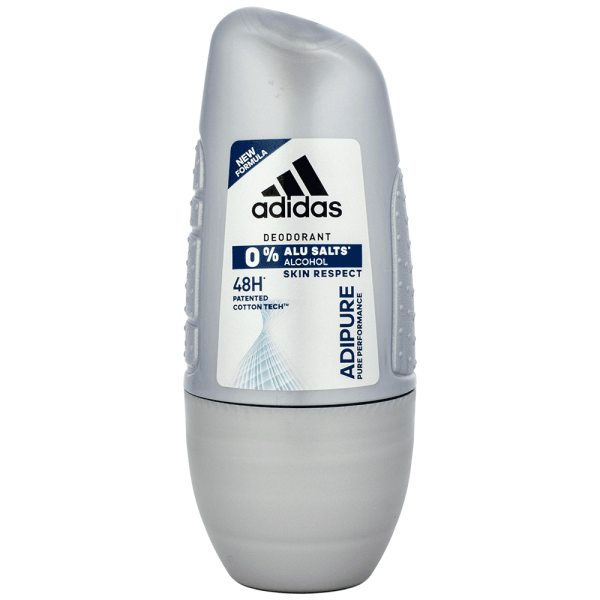 adidas for Men ADIPURE Deodorant Roll On 50ml