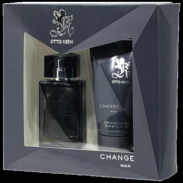 Otto Kern Change MAN Geschenk-SET Body & Hair Shampoo + EdT