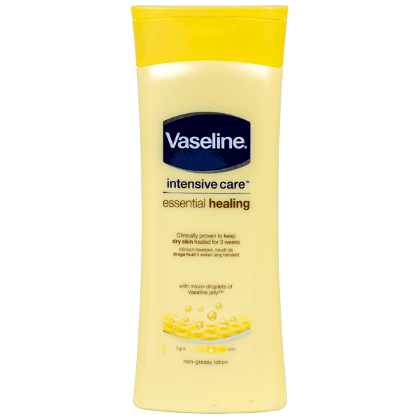 Vaseline Intensive Care essntial healing Body Lotion 400ml