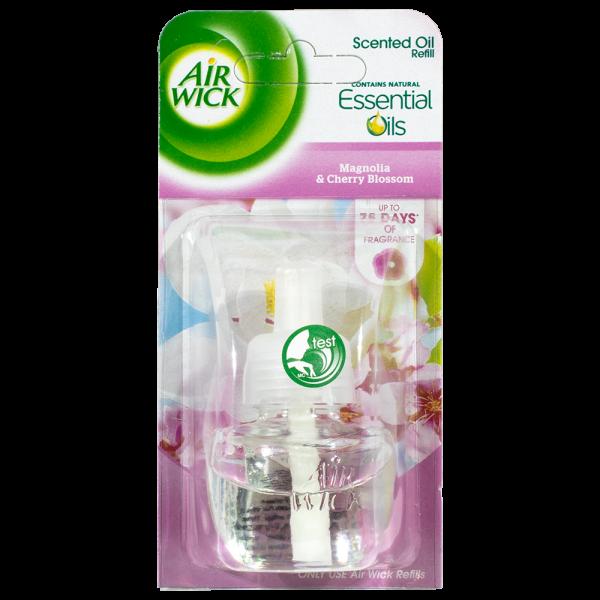 Air Wick Duftstecker Nachfüller - Magnolie Cherry Blossom 19ml