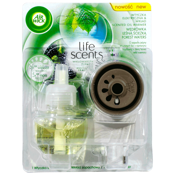 Air Wick Duftstecker Starter Set - Forest Waters 19ml