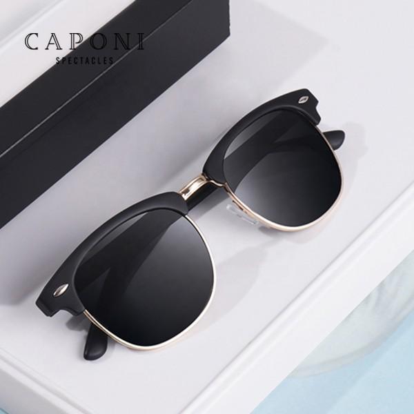 Polarisierte CAT-EYE Sonnenbrille UV400 Photocromic Gläser