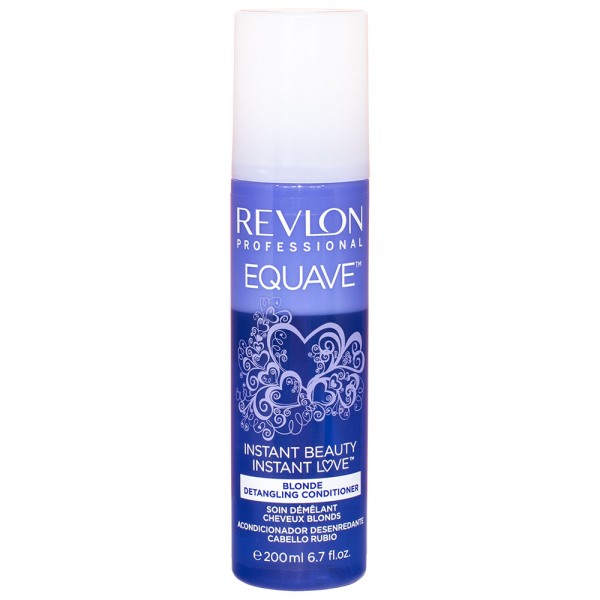 Revlon Professional Equave Instant Beauty Blonde Detangling Conditioner 200ml