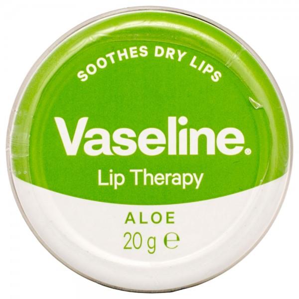 Vaseline Lip Therapy Aloe Lippenbalsam 20g