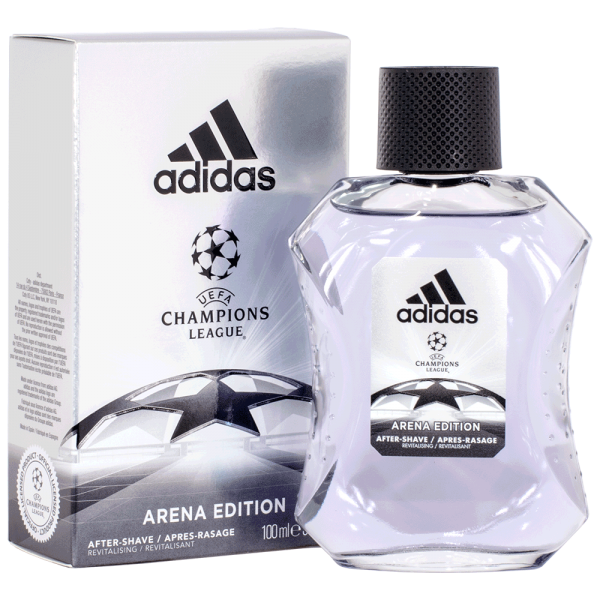 free shipping aed04 1424c adidas Champions League Arena After Shave 100ml