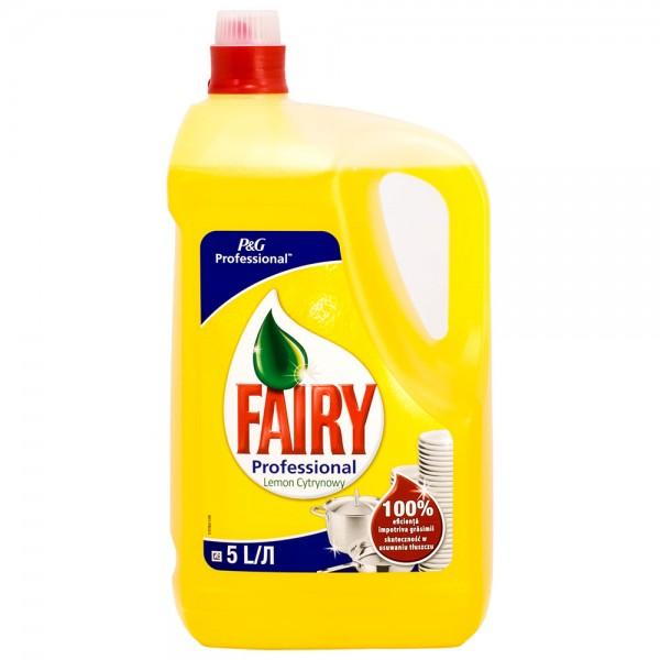 Fairy Professional Lemon Handgeschirrspülmittel 5Liter